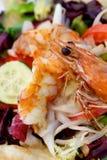 Salad close up Royalty Free Stock Image