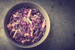 Salad Cole slaw Stock Photos