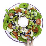 Salad - Colorful and Fresh Stock Images