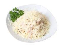 Salad confetti Royalty Free Stock Photos