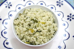 Salad of Couscous Royalty Free Stock Image
