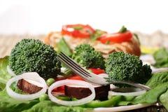 Salad diet Stock Photography
