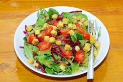 Salad dish Stock Images