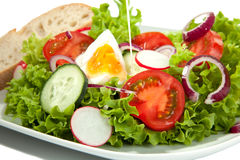 Salad Dressing Royalty Free Stock Photography