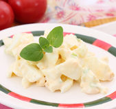 Salad of eggs Stock Photography