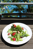 Salad. Fresh green salad it is good for diet and good health Stock Photo