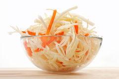 Salad from fresh vegetables, Stock Photography