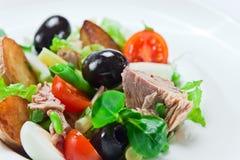 Salad From Tuna Stock Photography
