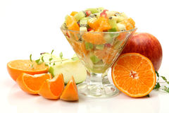 Salad from fruit Royalty Free Stock Photo