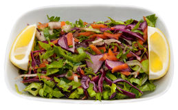 salad with verdure Royalty Free Stock Photos
