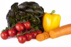 Salad Groceries Stock Photo