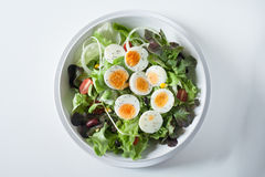 Salad, healthy food. Healthy food for your good life Stock Photography