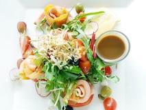 Salad. Healthy fresh salad royalty free stock images