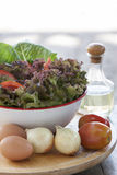Salad Ingredient Stock Photos