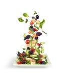 Salad ingredients Stock Images