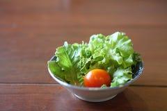 Salad japanese style Royalty Free Stock Image