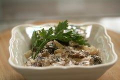 Salad julienne stock images