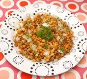 Salad of lentils Stock Photo