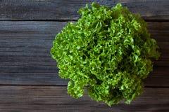 Salad lettuce natural organic vegetarian snack on Royalty Free Stock Image