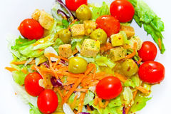 Salad meal Stock Photography