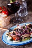 Salad nicoise Stock Photos