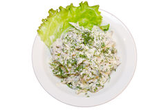 Salad Olivier Stock Images