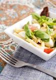 Salad pasta Stock Photo