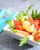 salad pasta Stock Photos