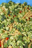 Salad. A picture of a salad Royalty Free Stock Image
