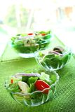 Salad is ready Stock Photography