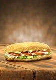 Salad Sandwich Stock Images