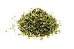 Salad seasoning Stock Images