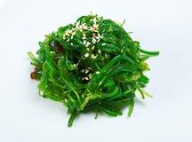 Salad with Seaweed Stock Image