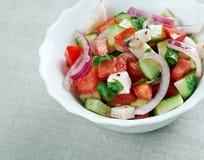 Salad Shirazi Stock Photos