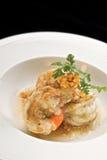 Salad Shrimp. In desseert & rastaurant from Chiangmai Thailand Royalty Free Stock Photo