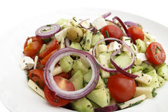 salad summer στοκ εικόνα