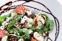 Salad Tasty Foto de Stock