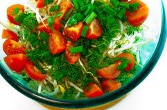 Salad tomat Royalty Free Stock Photo