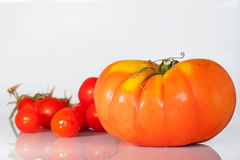 Salad tomato Stock Images