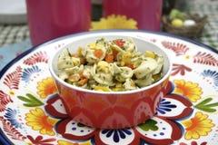 Salad of Tortellini Royalty Free Stock Photo