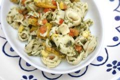 Salad of Tortellini Stock Image