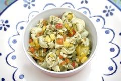 Salad of Tortellini Royalty Free Stock Photos
