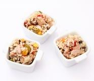Salad of tuna Royalty Free Stock Image