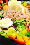 Salad with tuna Stock Photos