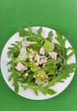 Salad with turkey Stock Photos