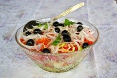 Salad vegetable Stock Photos