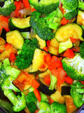 Salad vegetables Royalty Free Stock Photography