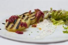 Salad vegetables Stock Photos