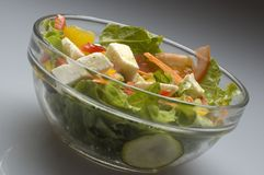 Salad4 Royalty Free Stock Photo