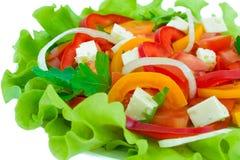 Salada. Fotografia de Stock Royalty Free
